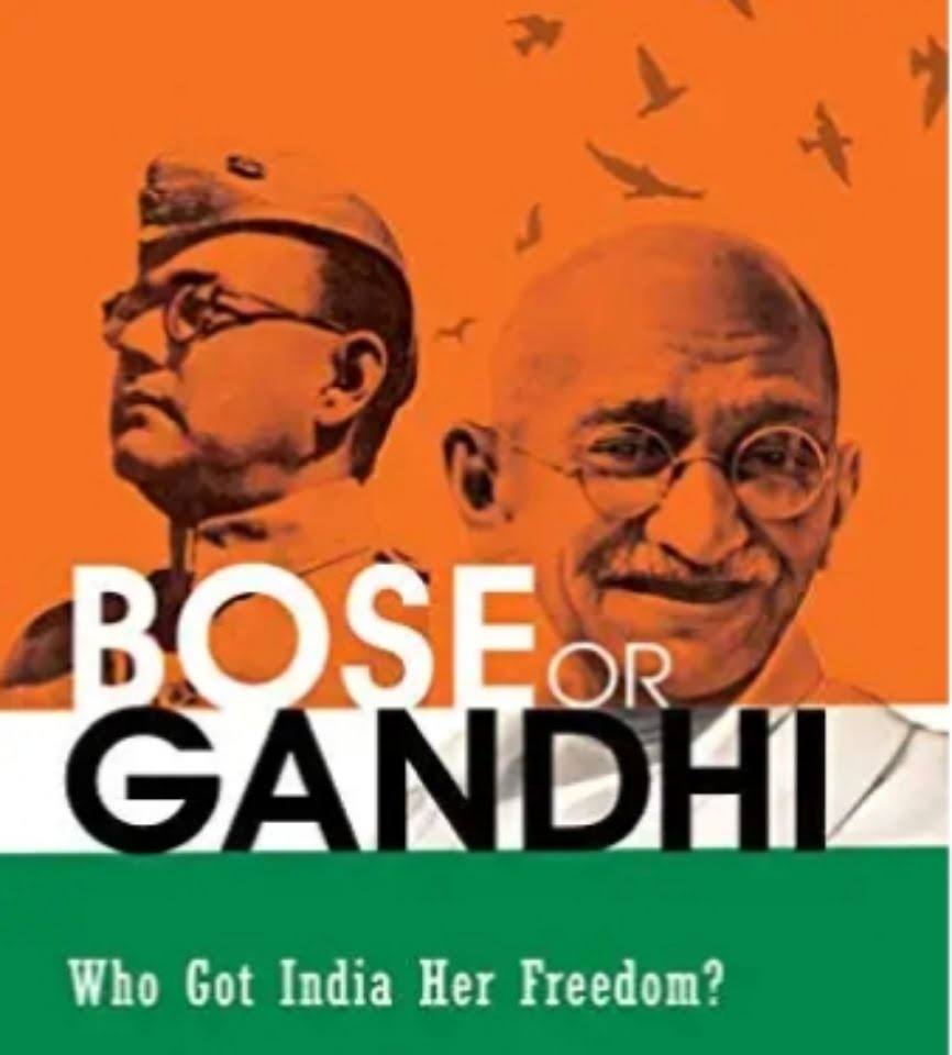 """""""STRATEGIST SUBHAS CHANDRA BOSE AND SAINTLY GANDHI"""":  CONTRASTING VOICES OF POLITICAL IDEOLOGIES DURING DEVASTATING SECOND WORLD-WAR [1940-1945]"""