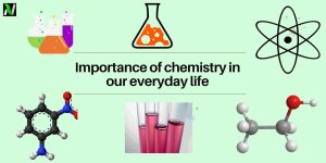 Importance of chemistry in our everyday life, class 11